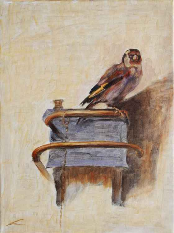 The Goldfinch -