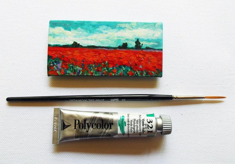Poppy Field #5 - Image 0