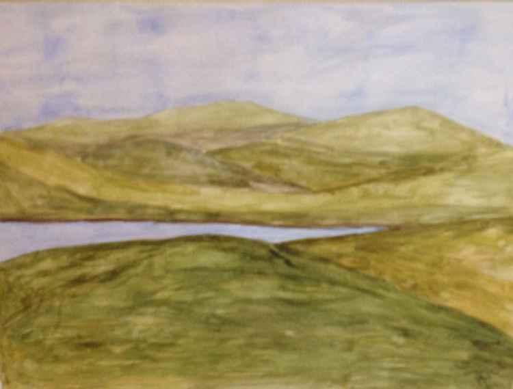 Whiteadder loch -
