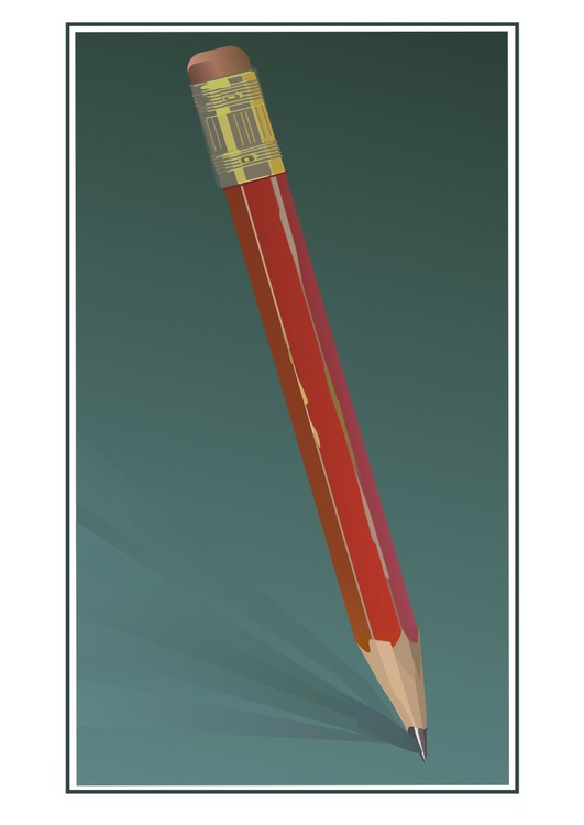 Things Overlooked / WOODEN PENCIL - Image 0