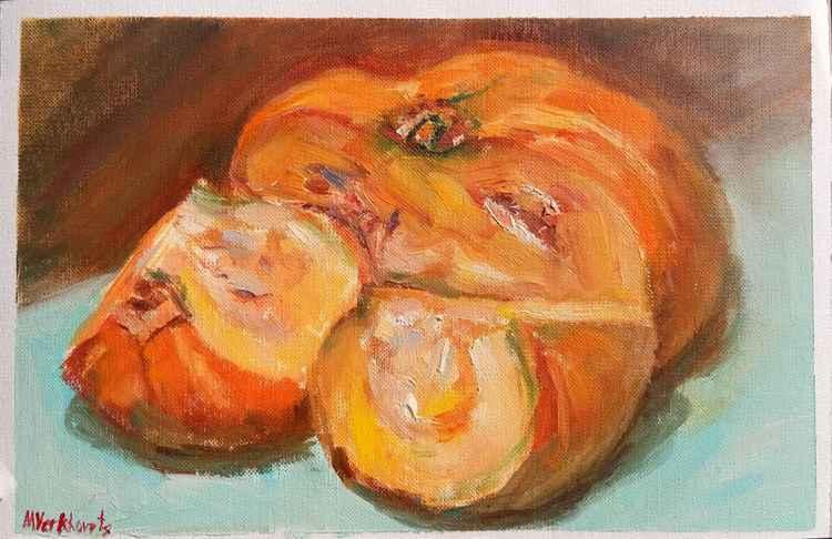 Pumpkins. -