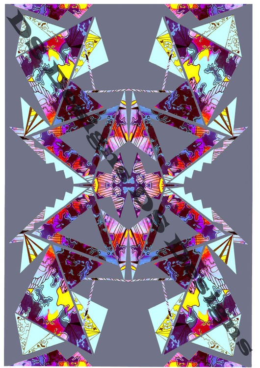 Colour Dispersed - Image 0