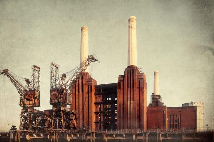 Battersea power 3 Giclee print - Image 0