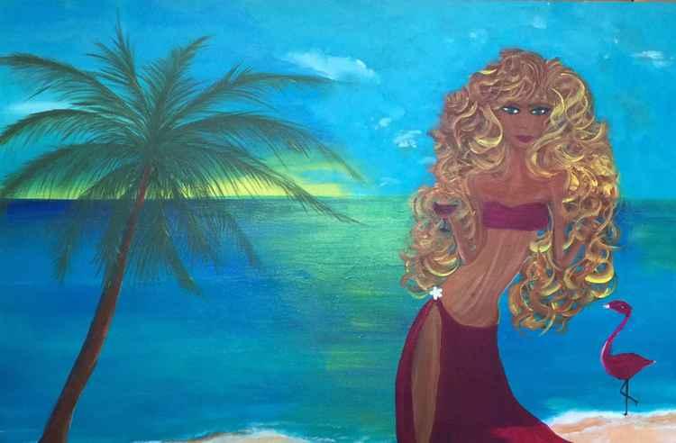 """Tahiti Sweetie"" -"