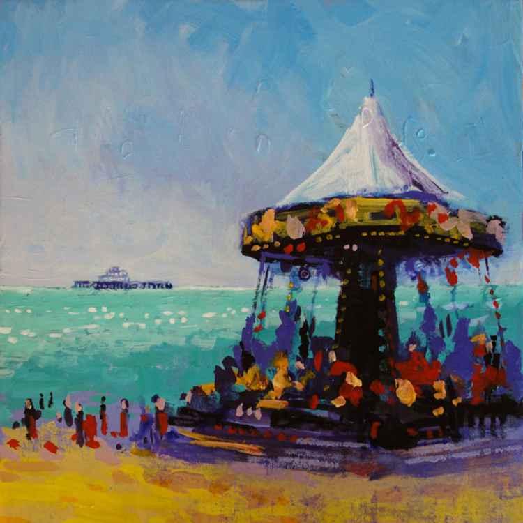 ON BRIGHTON BEACH -