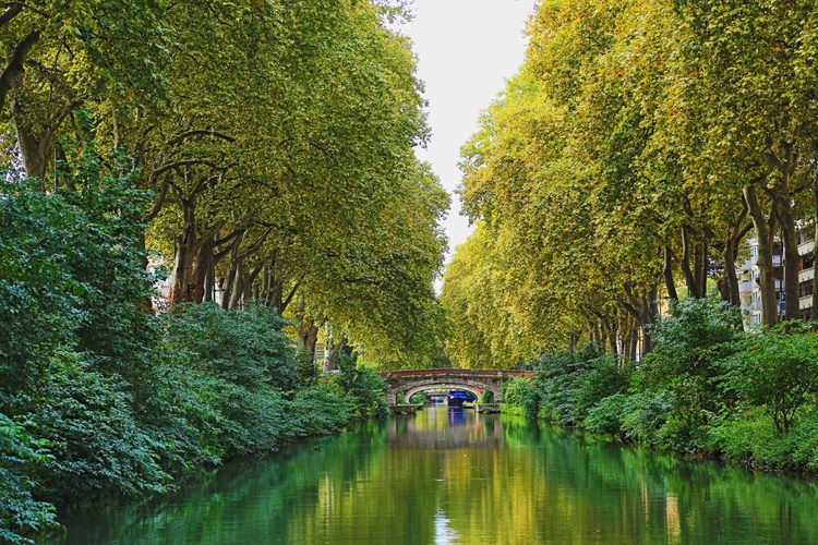 Canal Du Midi Toulouse - Image 0