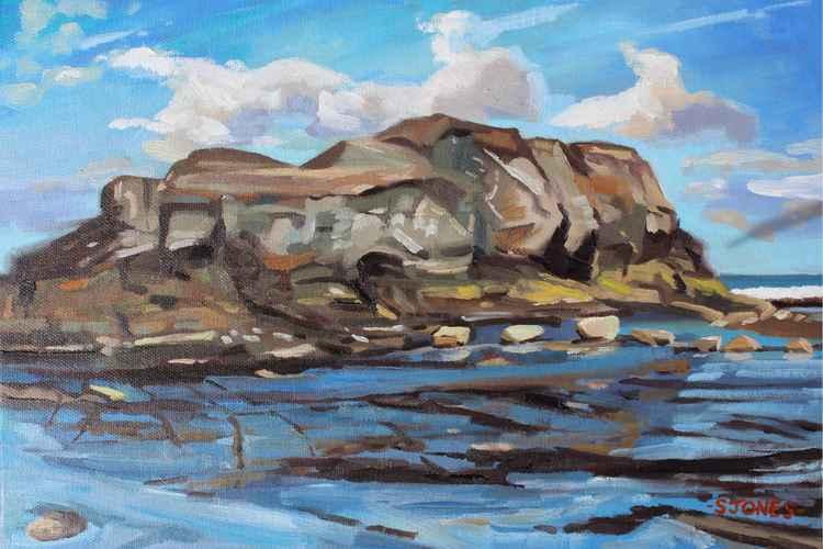Saltwick Bay, 2016 -