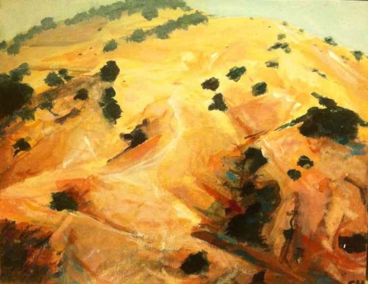 California Rolling Hills -