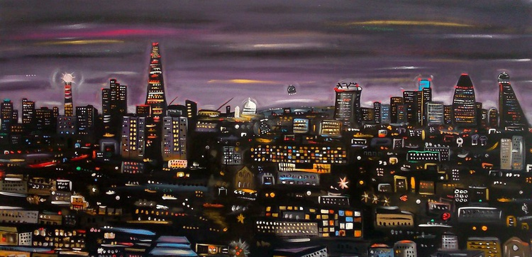 Big Night Time London - Image 0