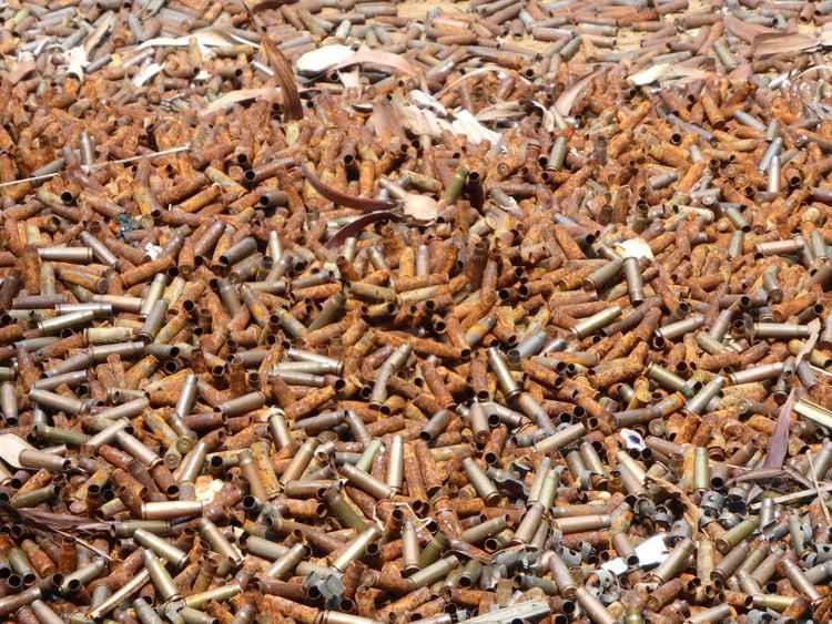Bullets -
