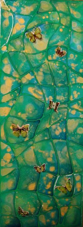 Green Butterflies - Image 0