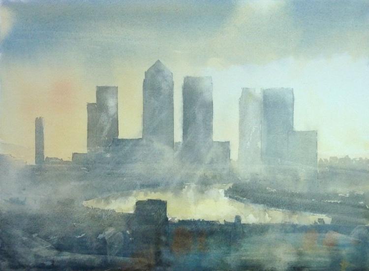 Docklands Skyline - Image 0