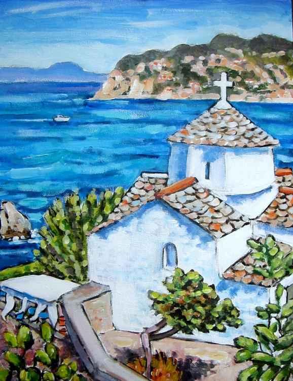 Memory of Skopelos -