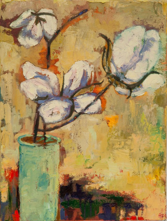Still Life with Cotton - Image 0