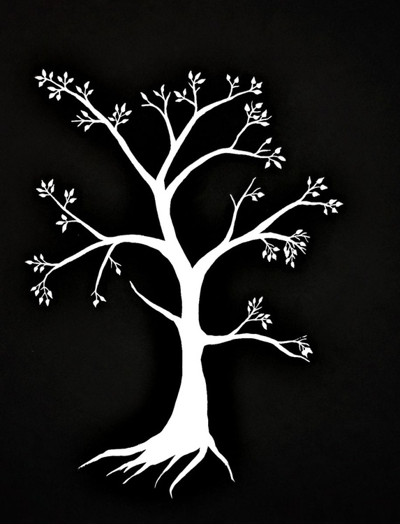 The tree fossil - Image 0
