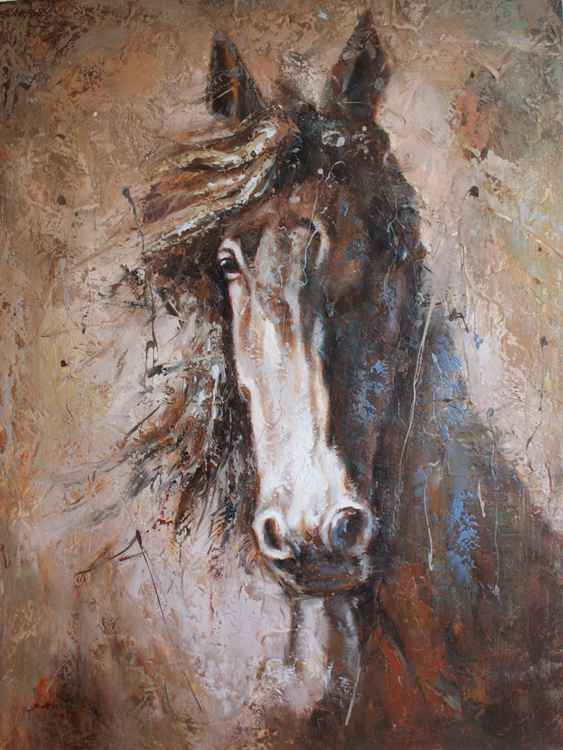 """Horse 2 "". FREE SHIPPING. -"