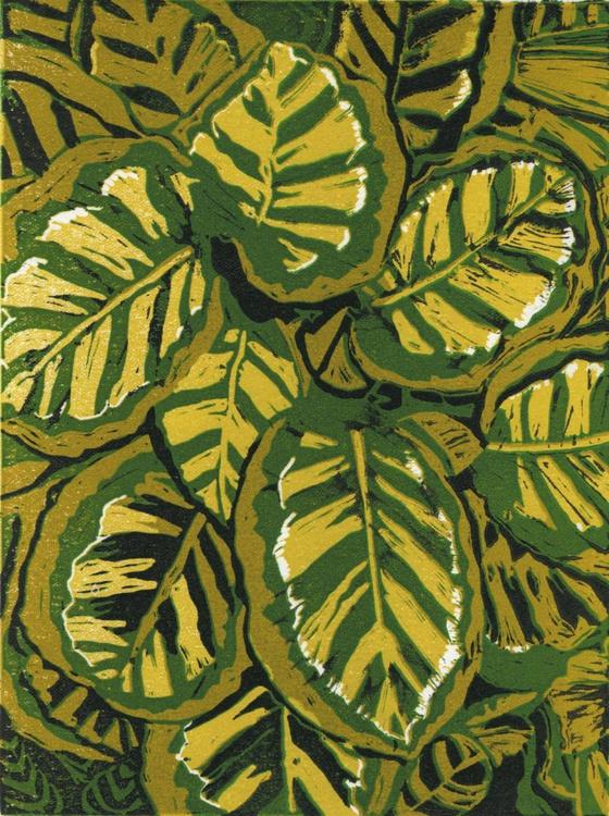 Tiger Leaves - Image 0