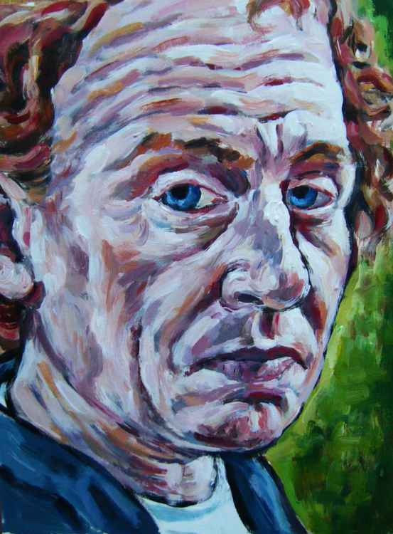 Portrait of Steve Huison