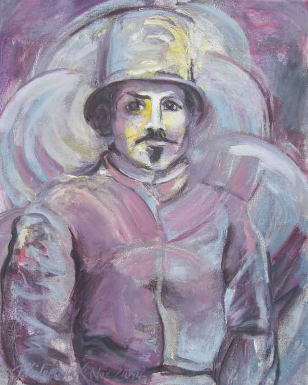 Portrait of a Policeman -