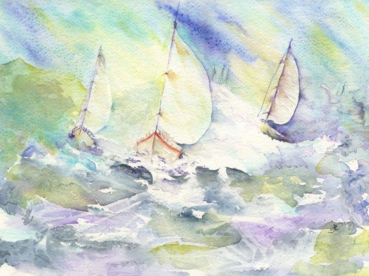 Rough Seas - Image 0