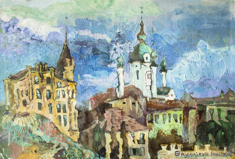 Kiev. Andrew's descent - Image 0