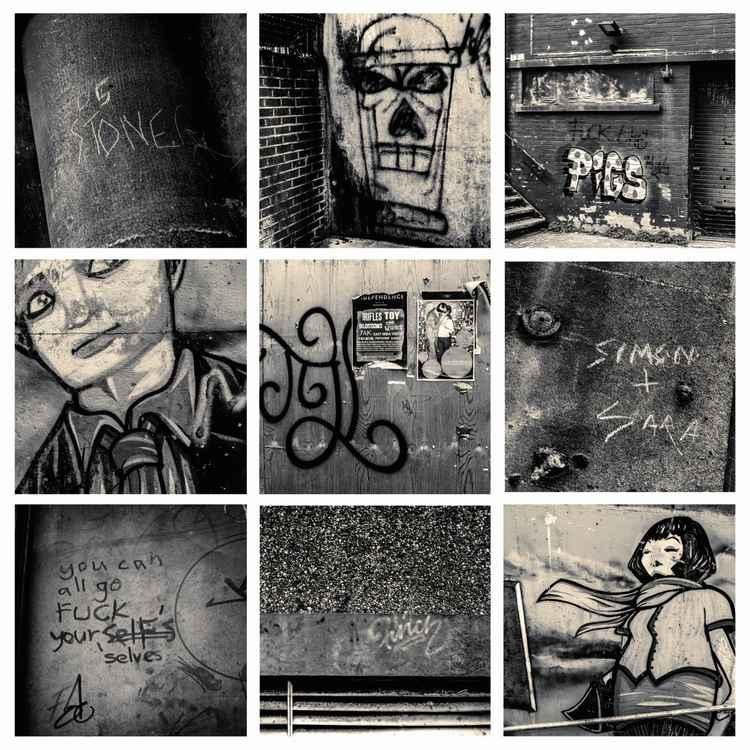 Southampton Grafitti