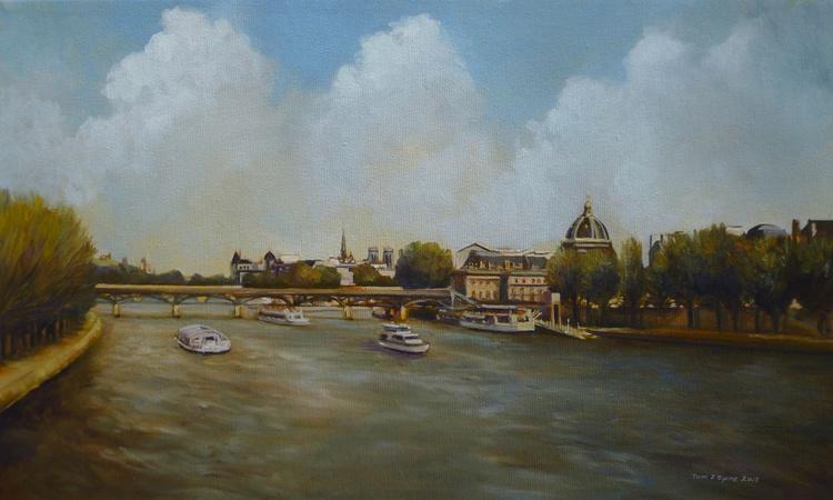 Pont des Arts, Paris - Image 0