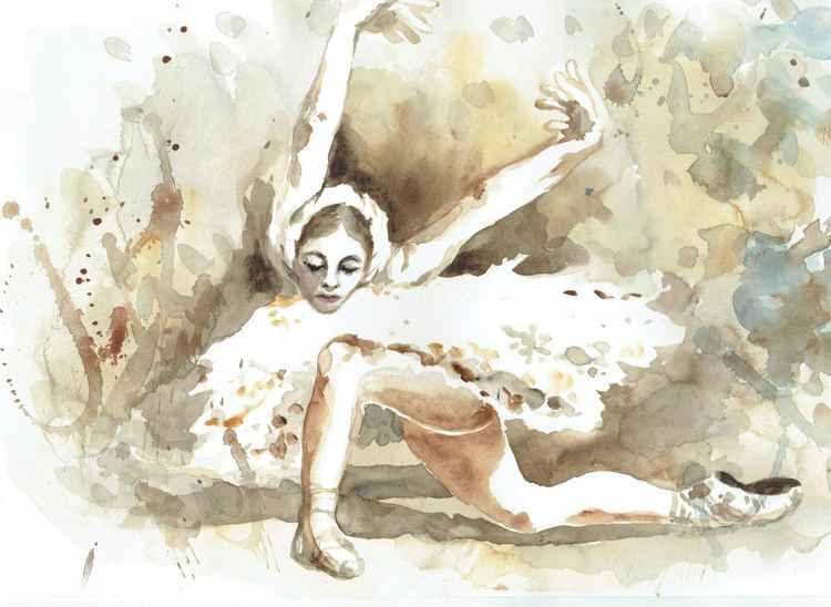 Ballerina VI -