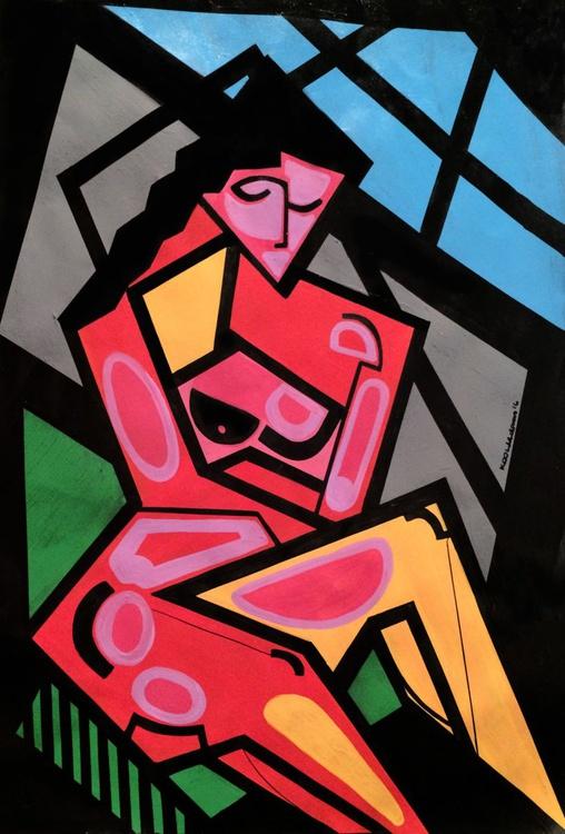 Angular Nude - Image 0