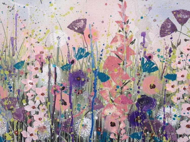 Dandelion clock sparkle - Image 0