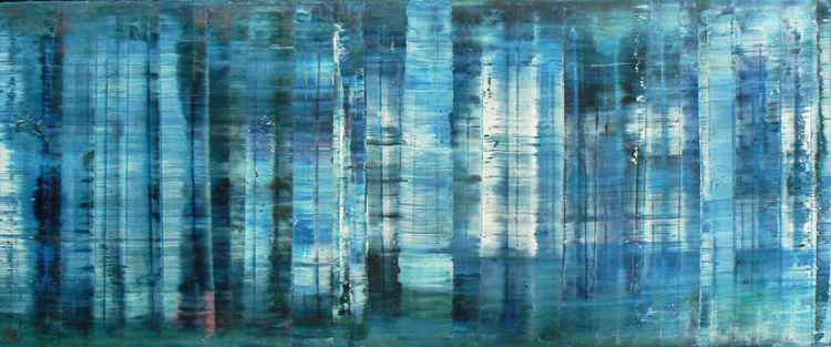 Richter Scale - Water - SOLD (UK) -