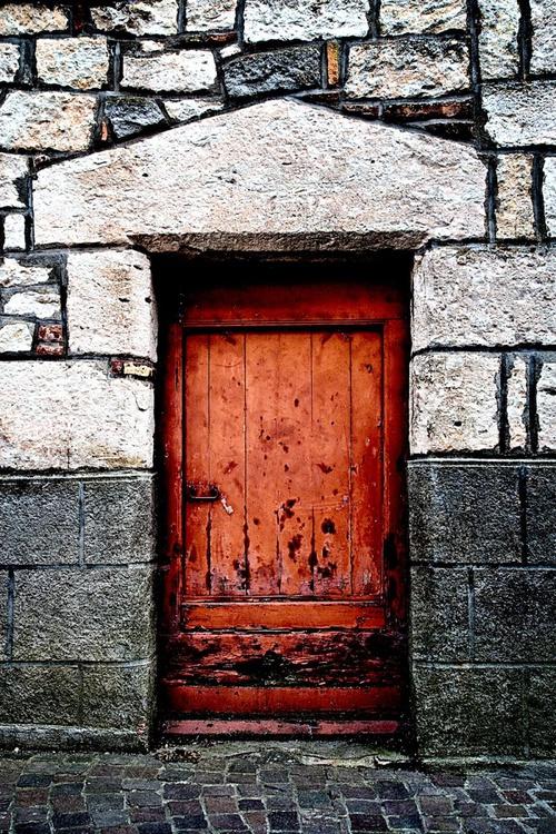 Venetian Door No.2 - Image 0