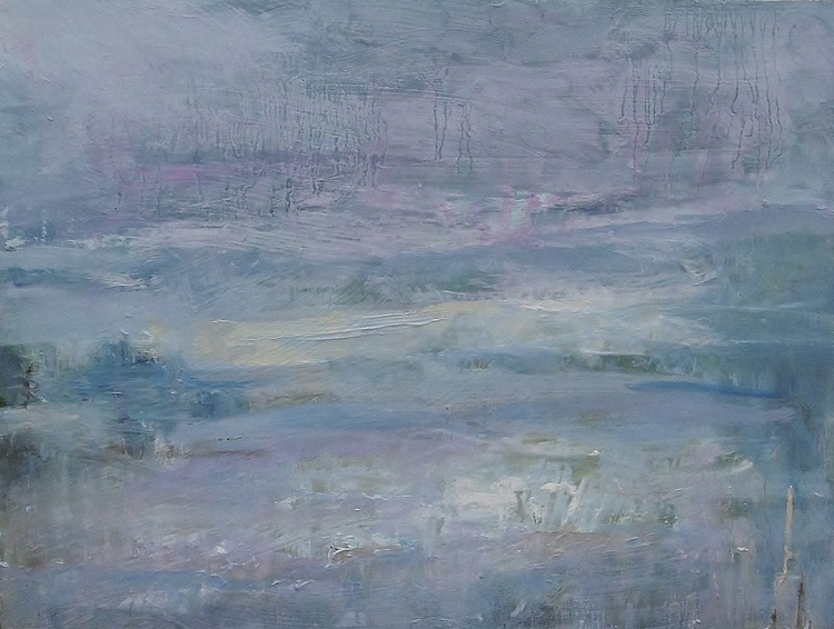 Misty Morning, Deep Winter - Image 0