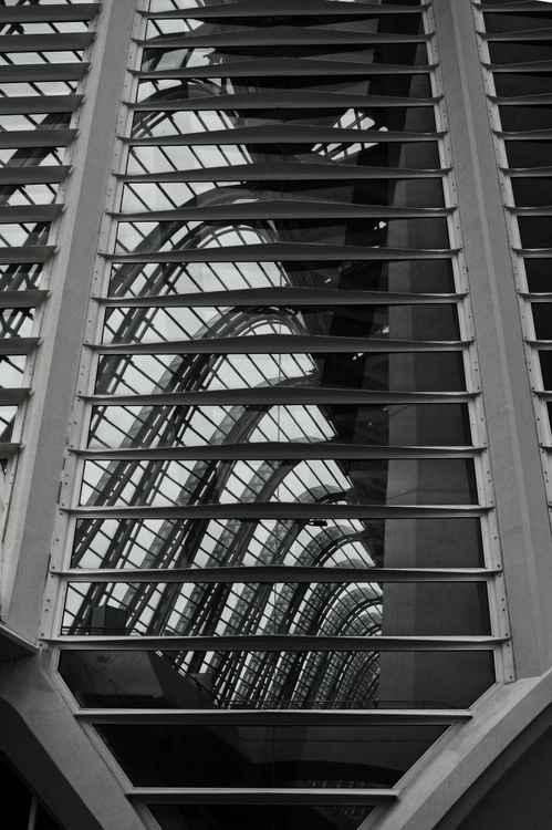 Concrete Shapes 2 - Sky Ladder -