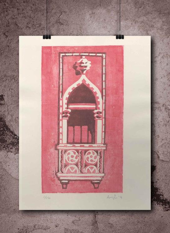 Palazzo Contarini Fasan window - Image 0