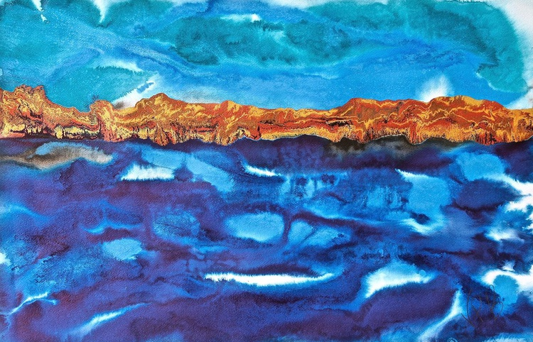 Seascape - Bright Sky - Image 0
