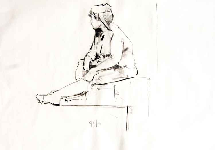 Life Drawing No 74