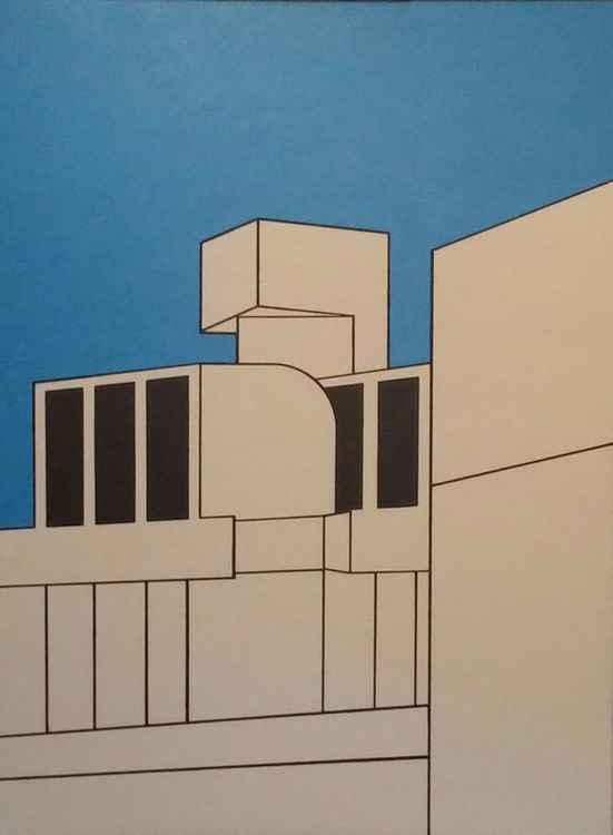Miro Museum. 2 0f 2. -