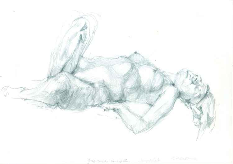 Nude IX -