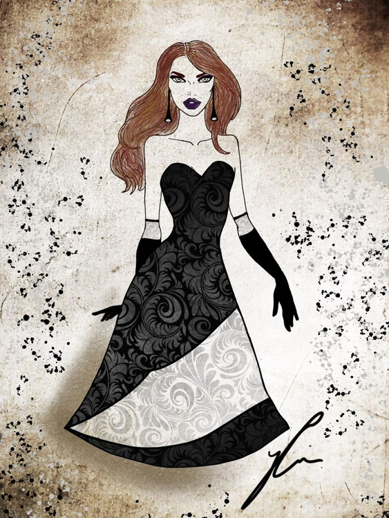 Lady Dark - Image 0