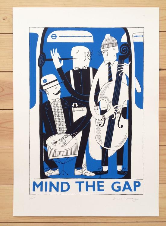 Mind The Gap - Image 0