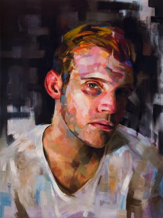 Stuart - Commissioned painting - Image 0