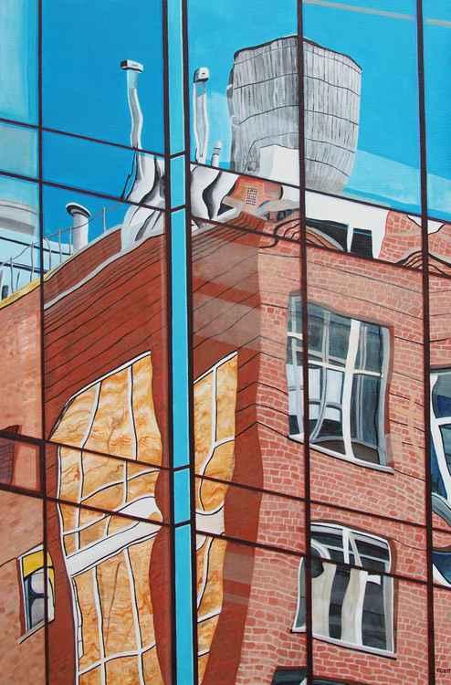 New York Reflection -