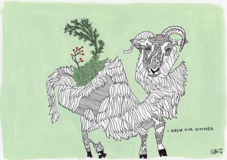 Moss Sheep - Image 0