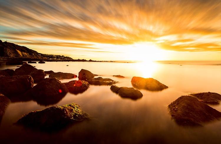 The Golden Sunrise - Image 0