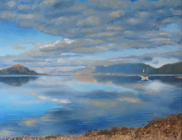 September morning, Loch Linnhe 2 - Image 0