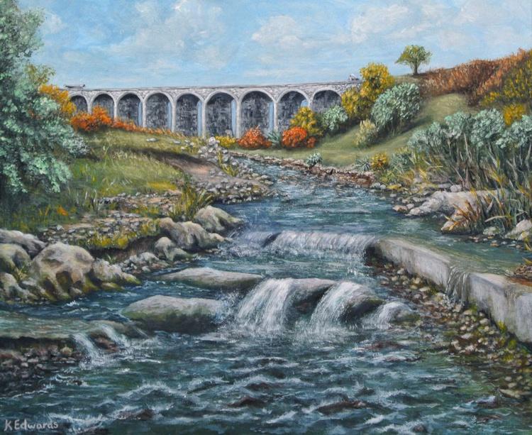 The Nine Arches, Tredegar - Image 0