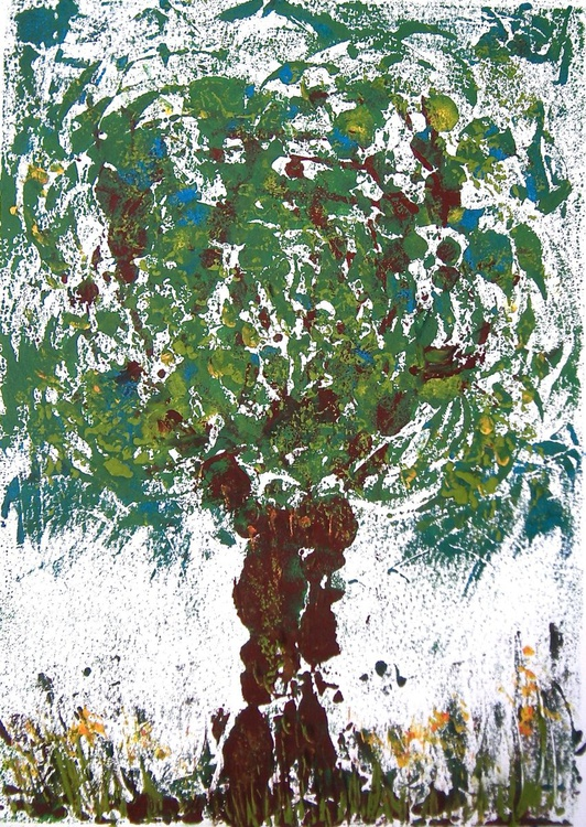Summer tree - Image 0