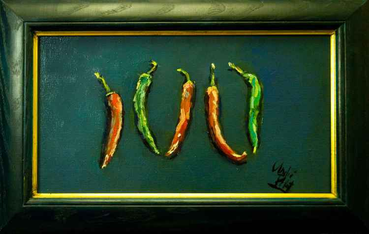 Chillies -