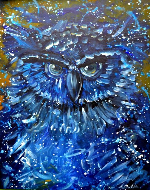 Angry Owl - Image 0